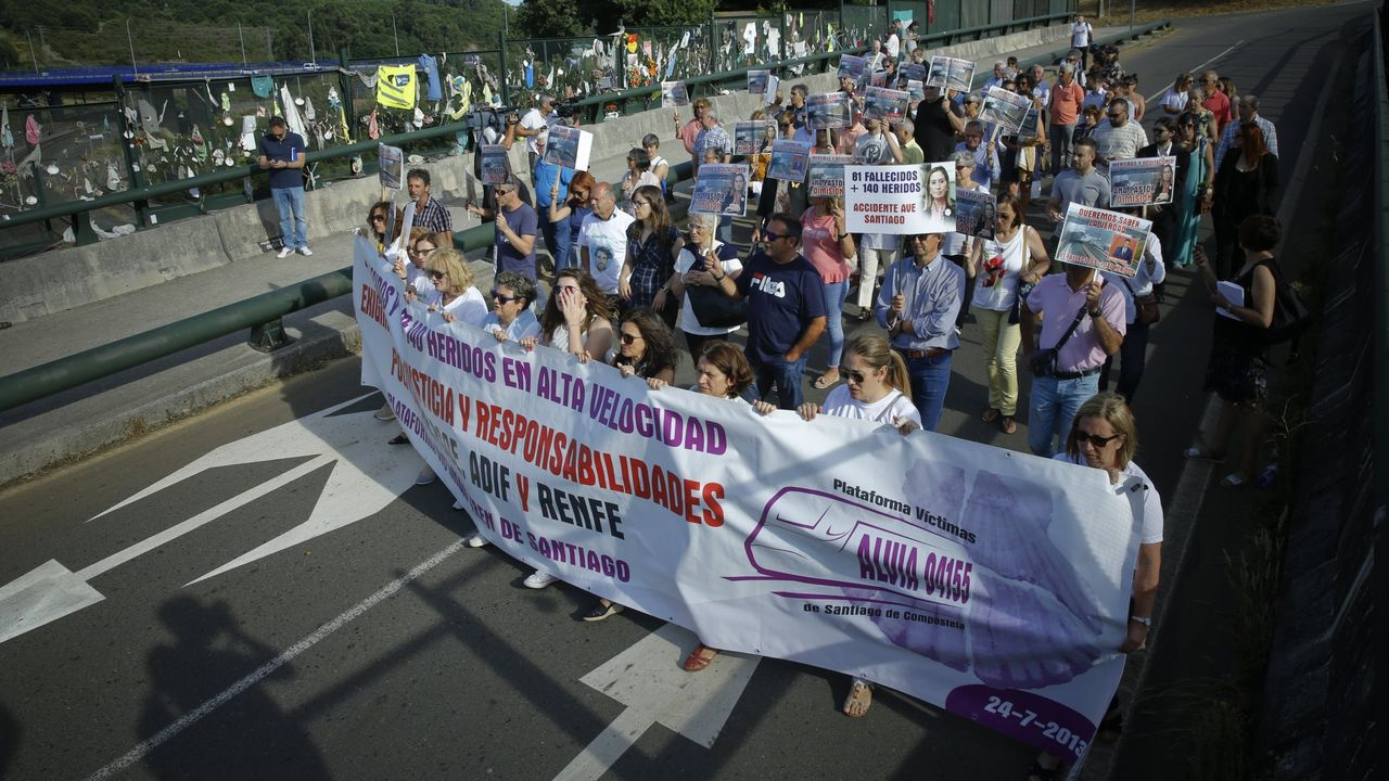 Descarrila en Zamora el tren Galicia-Madrid.Javier Varela, Vost Galicia