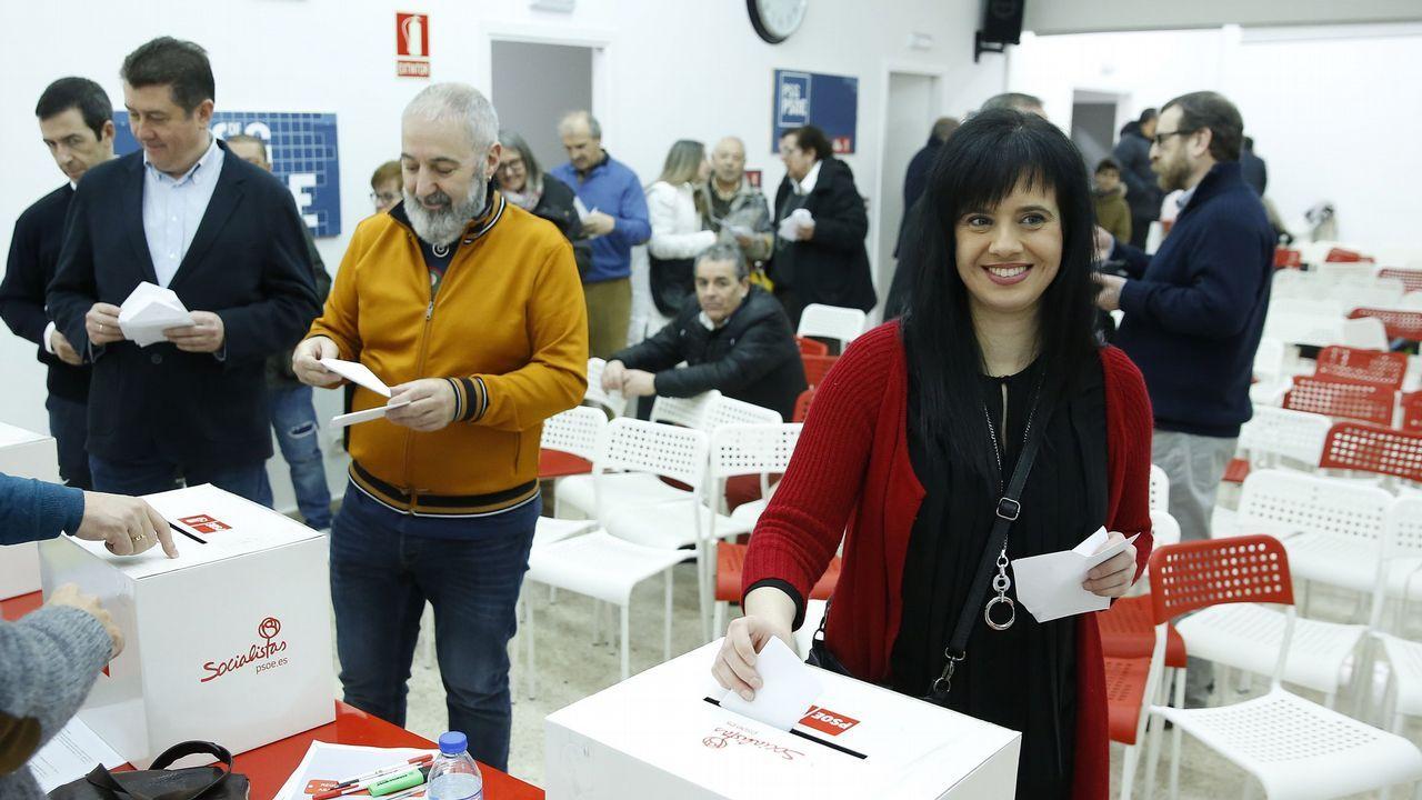 Así es la ciudad deportiva que Beatriz Mato proyecta para Penamoa.Pilar Cancela preside la actual gestora del PSdeG