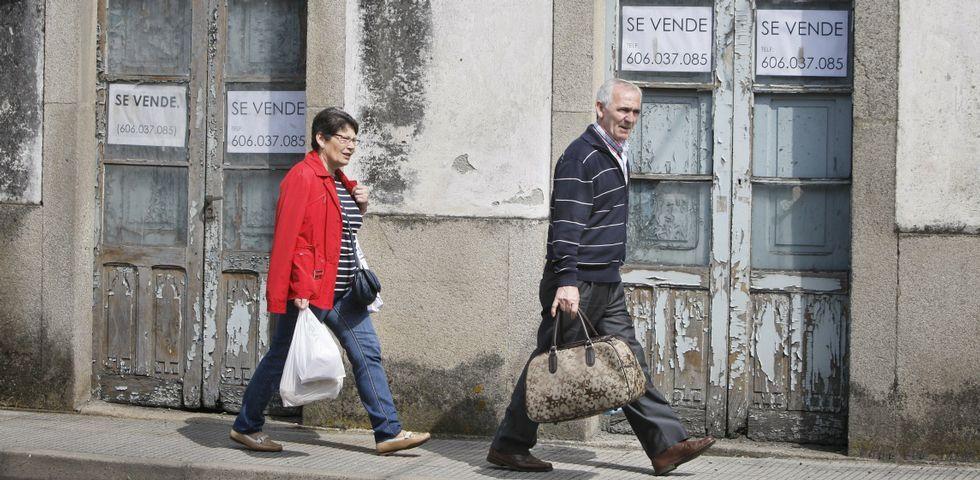Todas las imágenes de las nevadas en Galicia.Las proyecciones del IGE indican un aumento del número de hogares de dos personas que no evitará la caída de la cifra global.