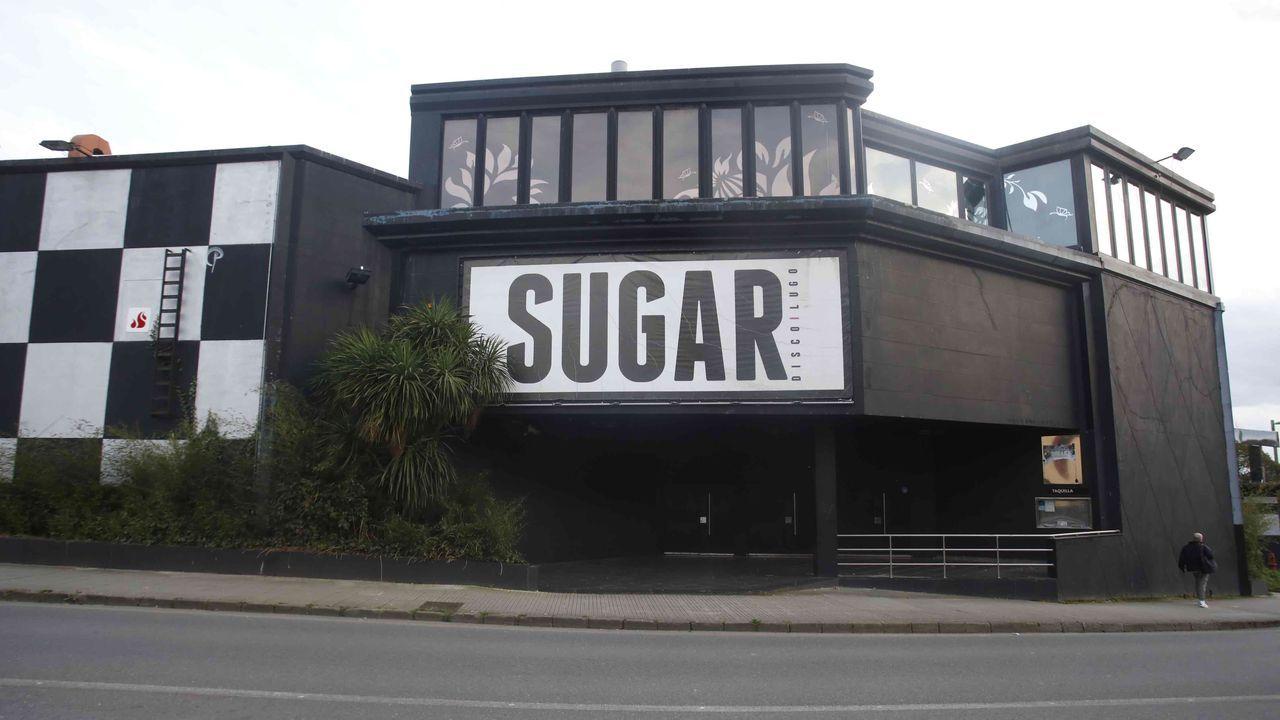 La discoteca Studio 3, que tuvo varios nombres, es el lugar escogido por BeOne para montar su centro deportivo