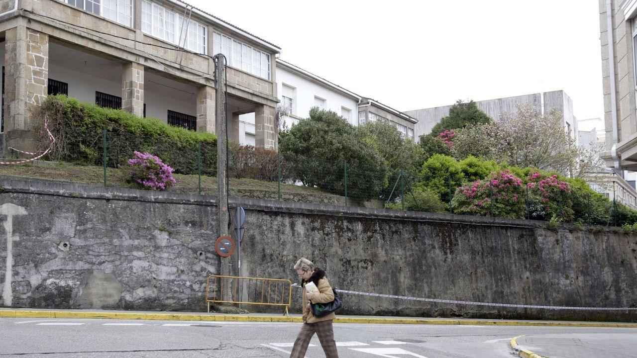 Primer paciente que sale de la UCI en Ferrol