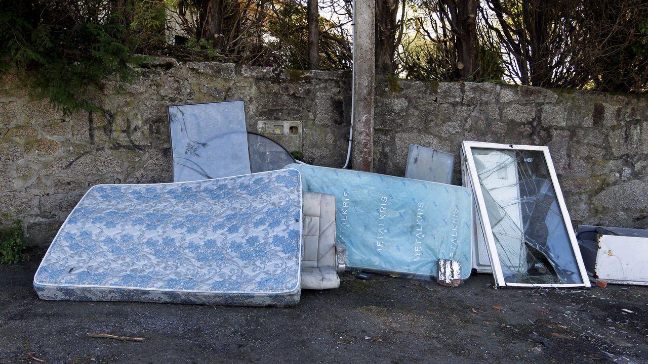 La Cruz Roja y el Concello habilitan camas en Fexdega para personas sin hogar