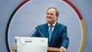 El líder de la CDU, Armin Laschet