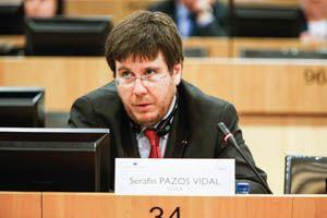 Serafín Pazos-Vidal, doctor en Unión Europea y director de la oficina de Bruselas de la Convención de Autoridades Locales Escocesas