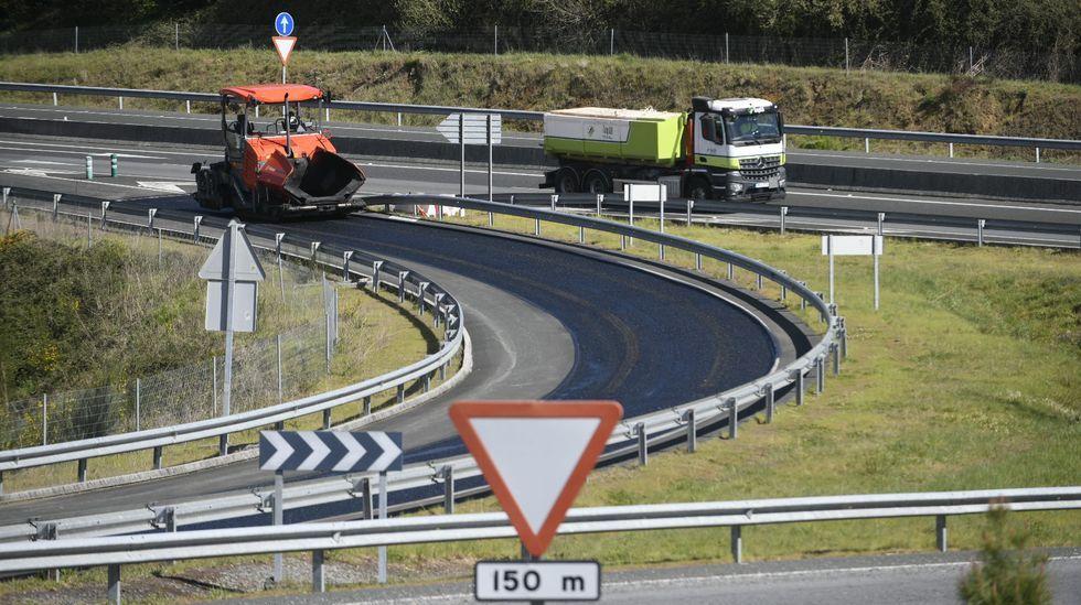 Choque frontal en la autopista en Vigo.Los Mossos detuvieron al lucense el pasado viernes, cuando le atraparon tras conducir en dirección contraria por la A-7 con el cadáver de su pareja en el asiento del copiloto