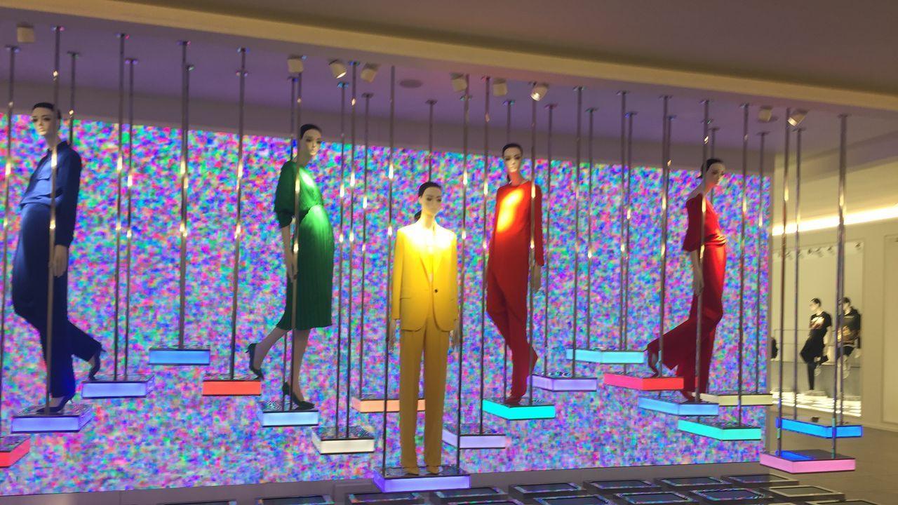 Uno de los escaparates que se podrá ver próximamente en las tiendas de Zara.