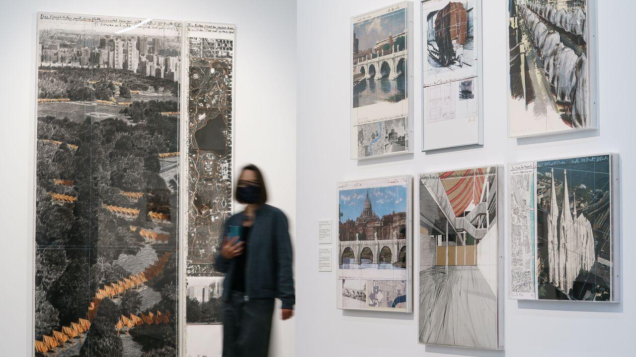Hoy se ha inaugurado una exposición en la Palais Populaire de Berlín