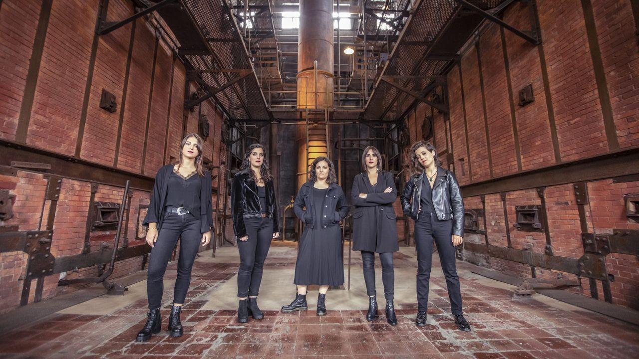 A Banda da Loba presenta disco en el Club Clavicémbalo