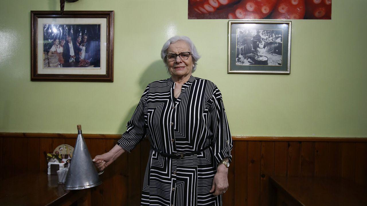 ciencia.Inés Rey es la candidata del PSdeG a la alcaldía de A Coruña