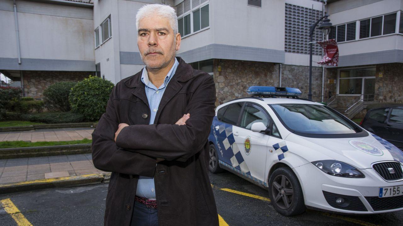 Los concellos afrontan una carencia de policías locales por jubilaciones y traslados.Ciclo OTNI del FIOT