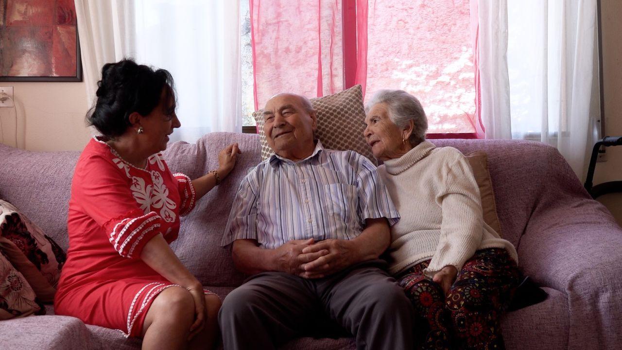 A memoria dos maiores é un dos piares do documental