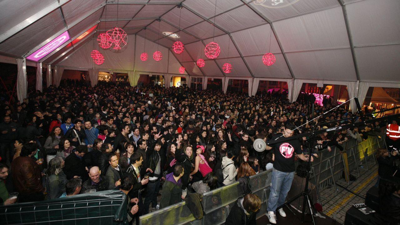 LA CARPA DEL FIV LLENA EN LA EDICIÓN DEL 2015