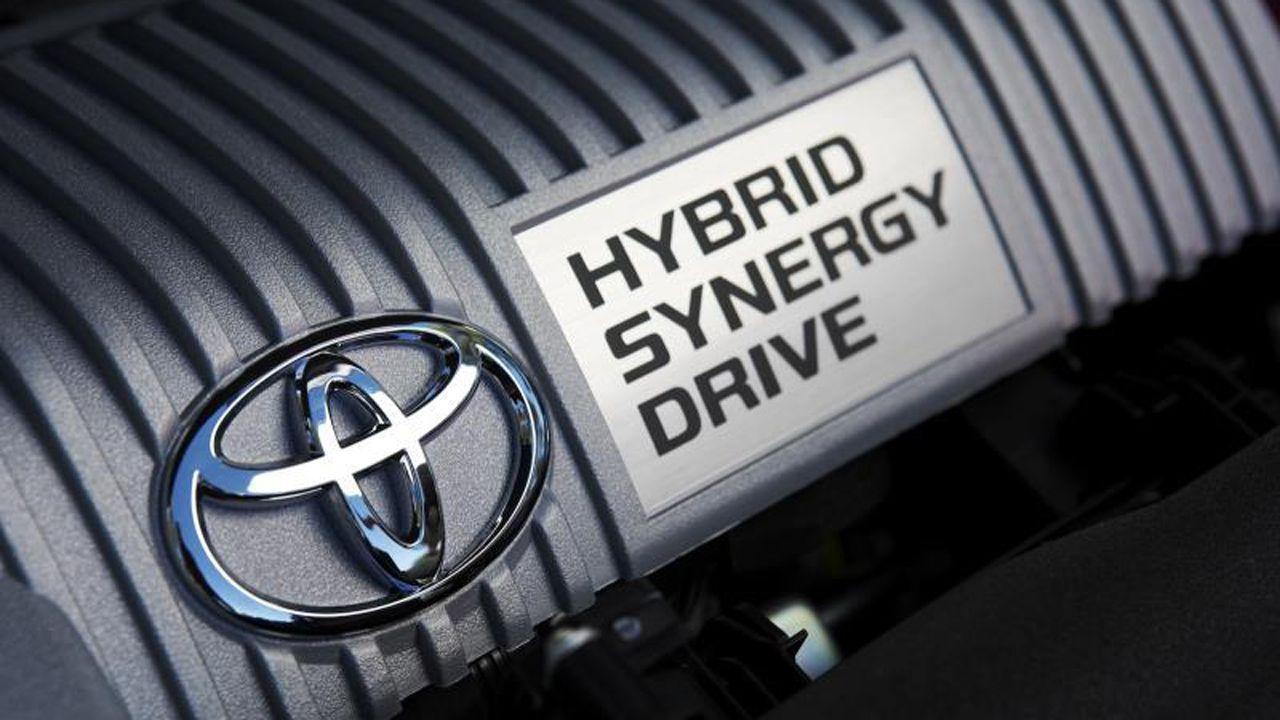 Los híbridos de Toyota