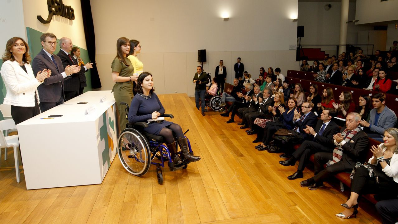 Ana Pontón, líder del BNG, no consiguió ningún diputado
