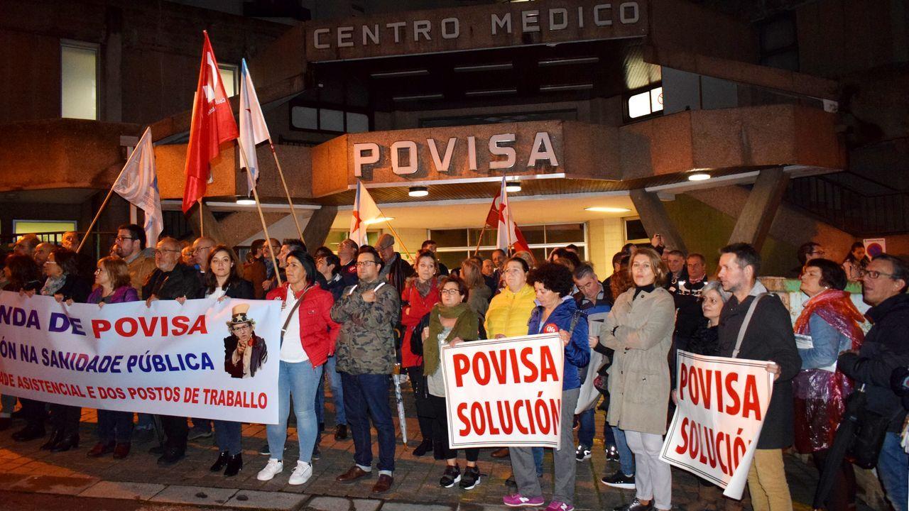 Marcha Solidaria Fina Acuña de ADICAM (contra el cáncer).El colegio Antonio Palacios (O Porriño) es uno de los pioneros de los programas de Teachers for Future