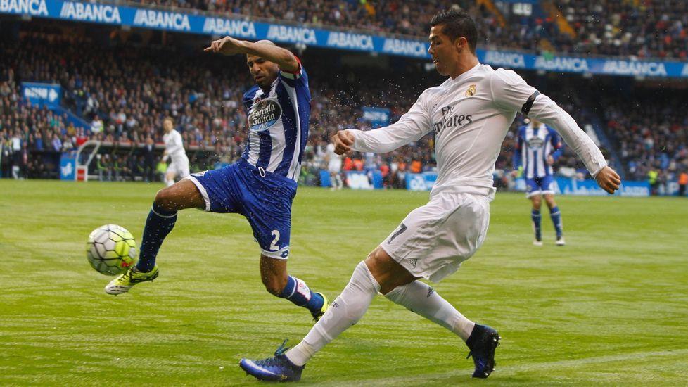 El último partido de Manuel Pablo con el Dépor.
