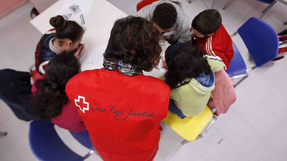 Afan recurre a un préstamo para poder alimentar a 500 familias.José Manuel Zapico, secretario general de CCOO