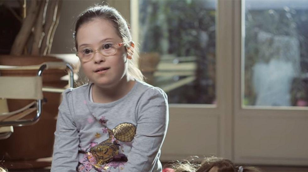 «Querida futura mamá», la campaña sobre Síndrome de Down vetada en Francia