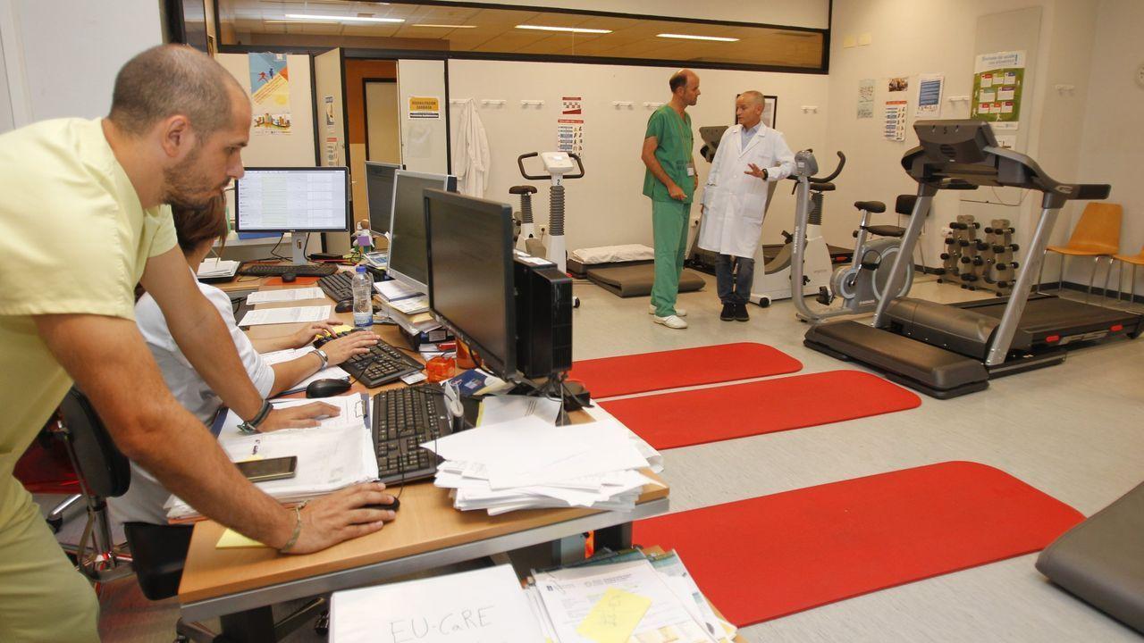 La unidad de rehabilitación cardíaca del Hospital Clínico de Santiago probó con éxito el avance