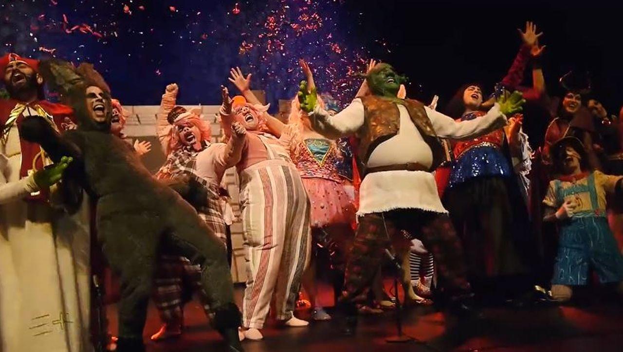 Shrek se convierte en musical en Vigo