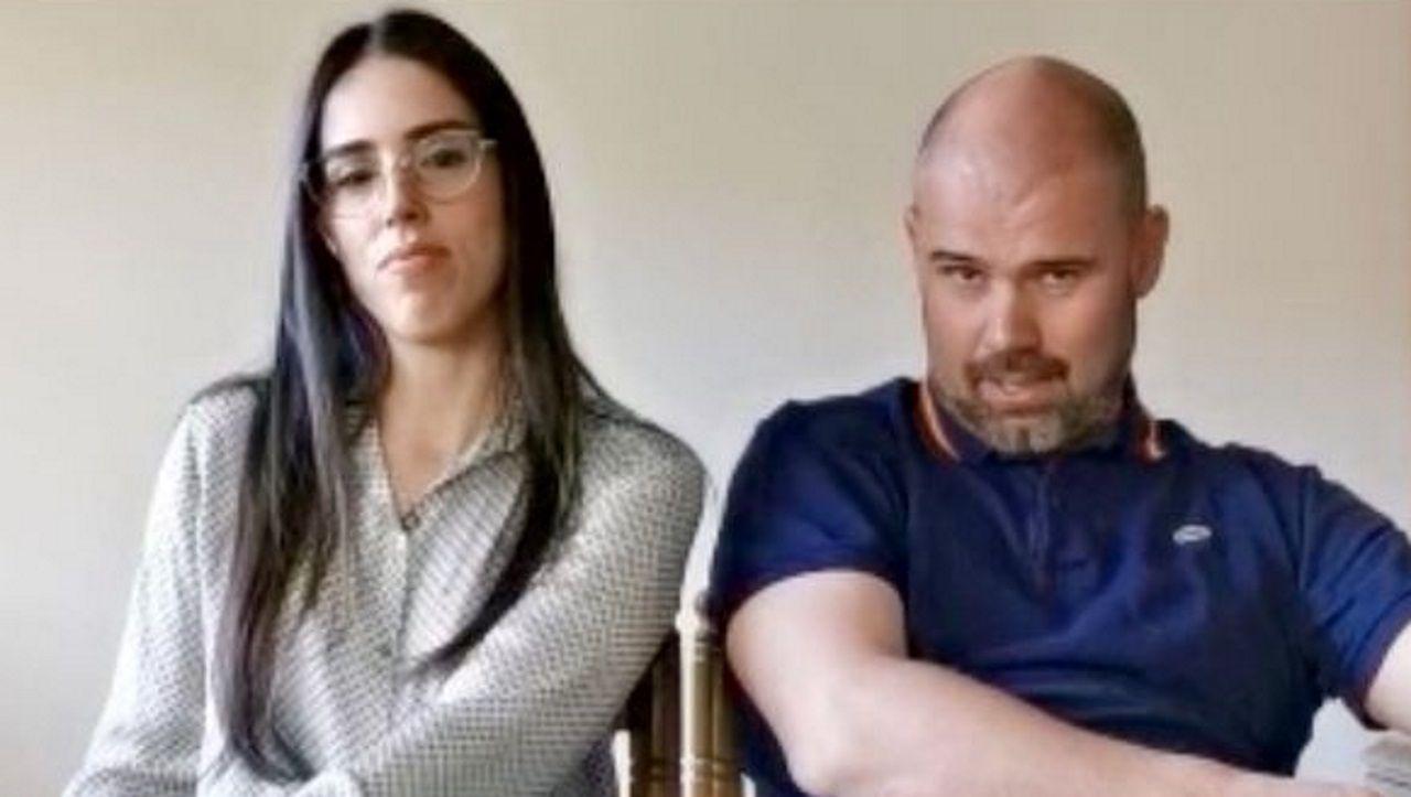 Tamara Pacheco y Quique Vaqueiro, concejal de A Lama, aplazan su boda