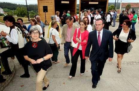 La coincidencia con la Mostra da Olería resultó clave en el éxito del Ecomuseo.