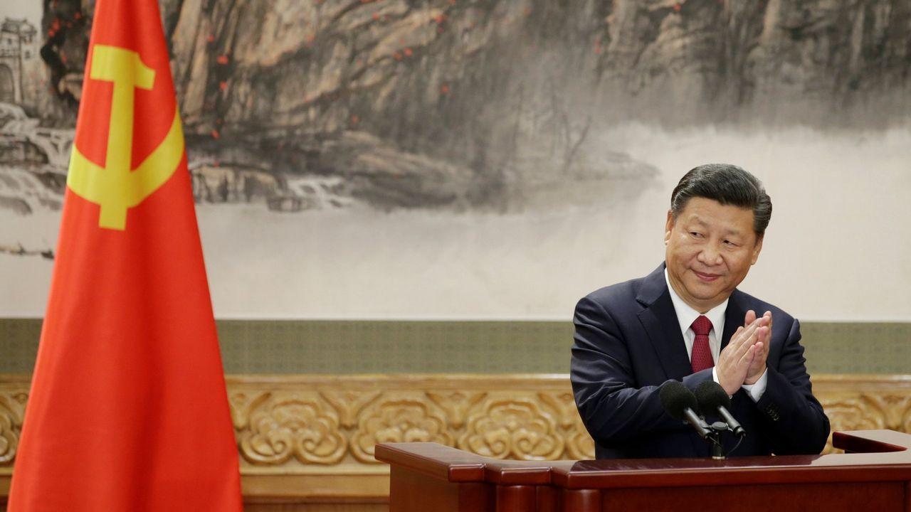 Kim Jong-Un realiza una histórica visita no oficial a China.Kim Jong-un