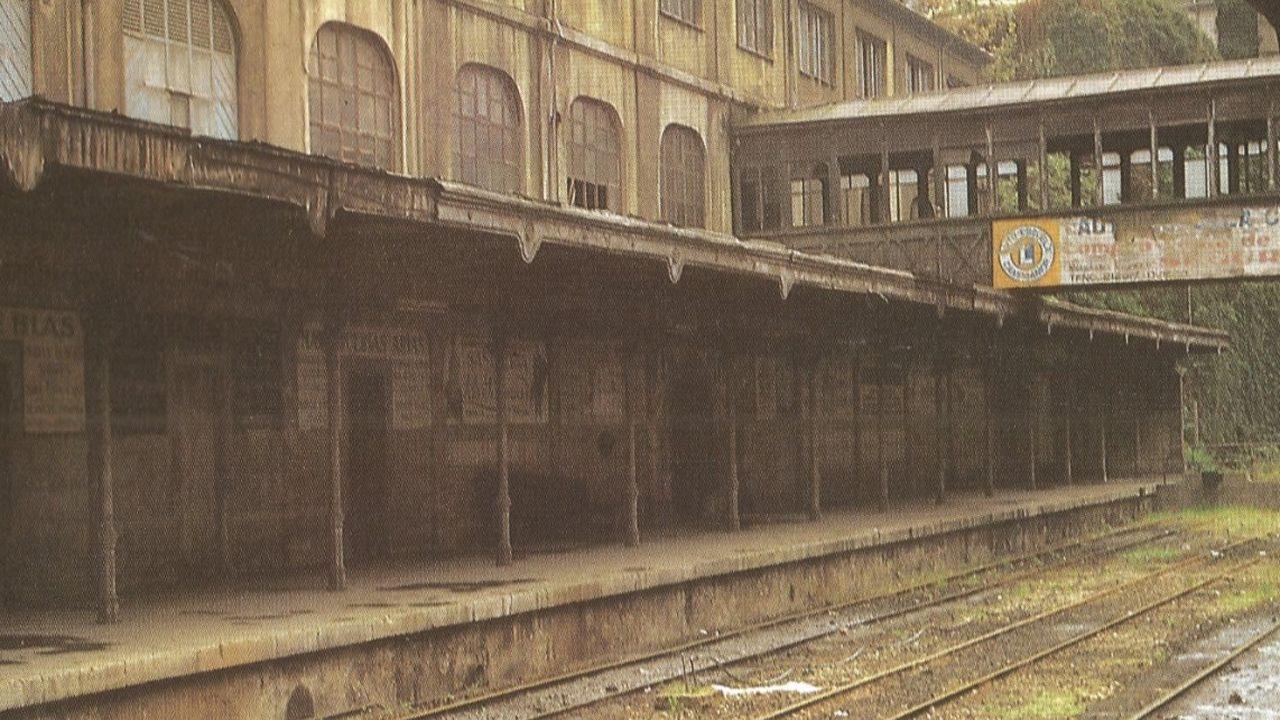 La estación del Vasco