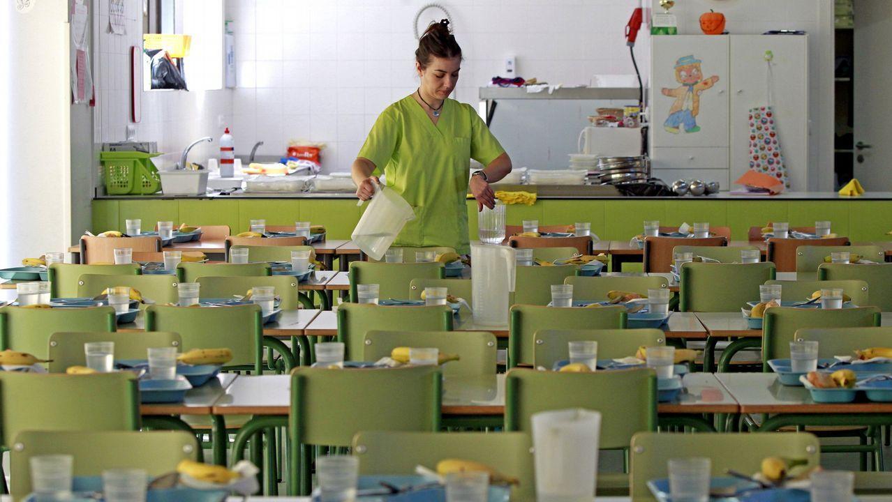 Colegio La Ería de Oviedo