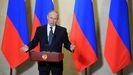Vladimir Putin, en un acto público en marzo