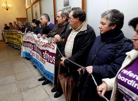 Las protestas del 29 de enero pueden acabar en el juzgado.