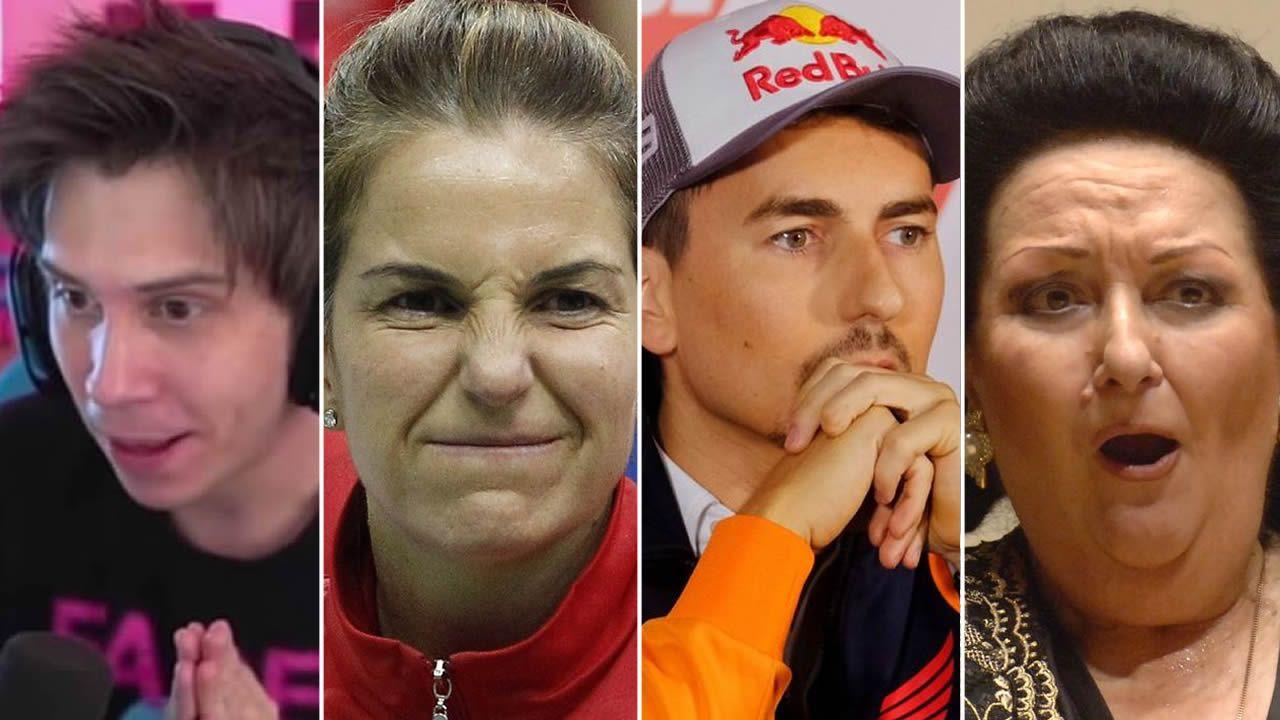 Los famosos que se van de España parapagar menos impuestos