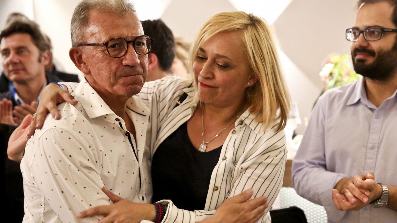 Elena Muñoz. Número 1 del PP de Vigo. Lo intentó en dos ocasiones y ahora abandona por los malos resultados