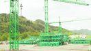 Las parcelas de la segunda fase del polígono industrial de Olloniego, que saldrán ahora a la venta