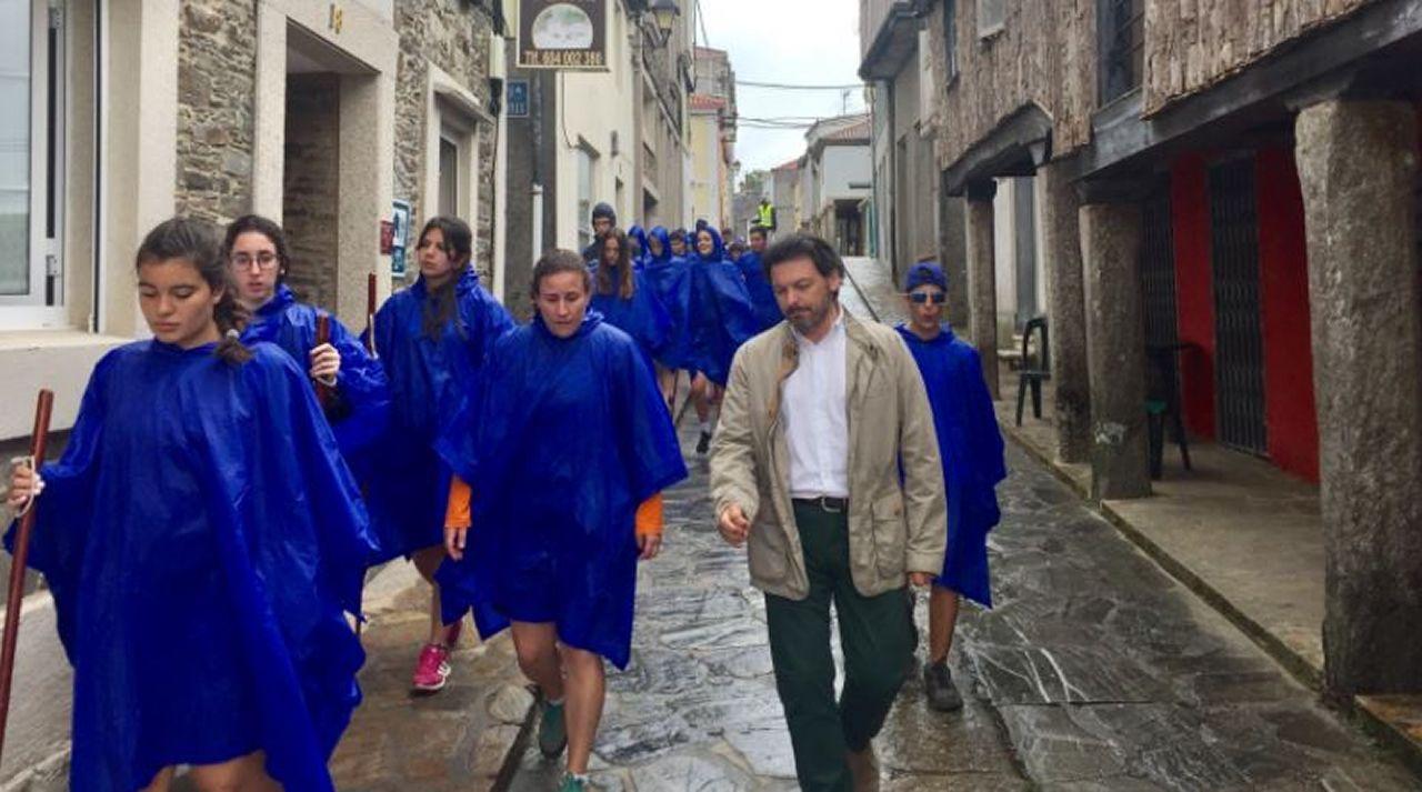El CGAI restaura imágenes inéditas de A Coruña
