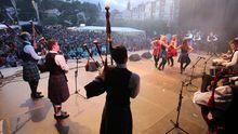 Las imágenes del Festival de Ortigueira 2017
