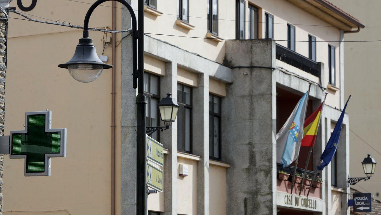 Las imágenes del 26M en Ferrol, Eume y Ortegal