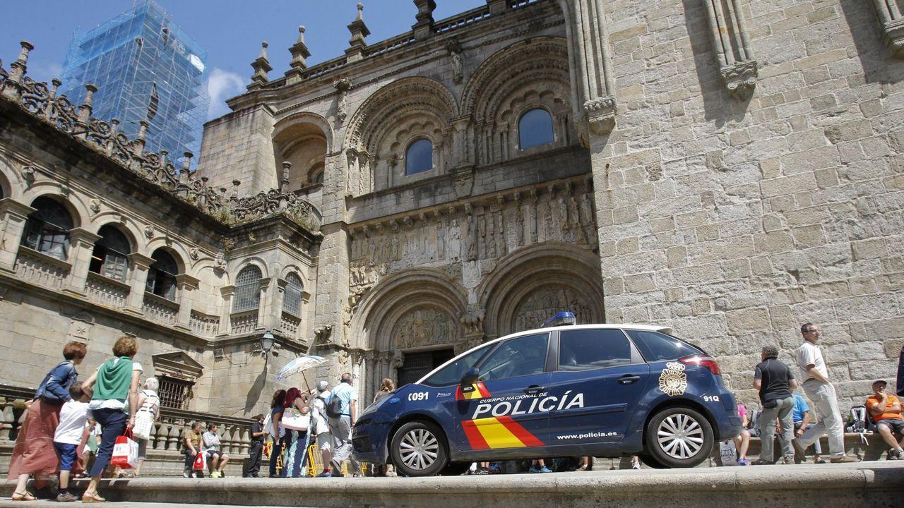 El taxista Elías Carrera desapareció en Ourense el 17 de julio del 2013