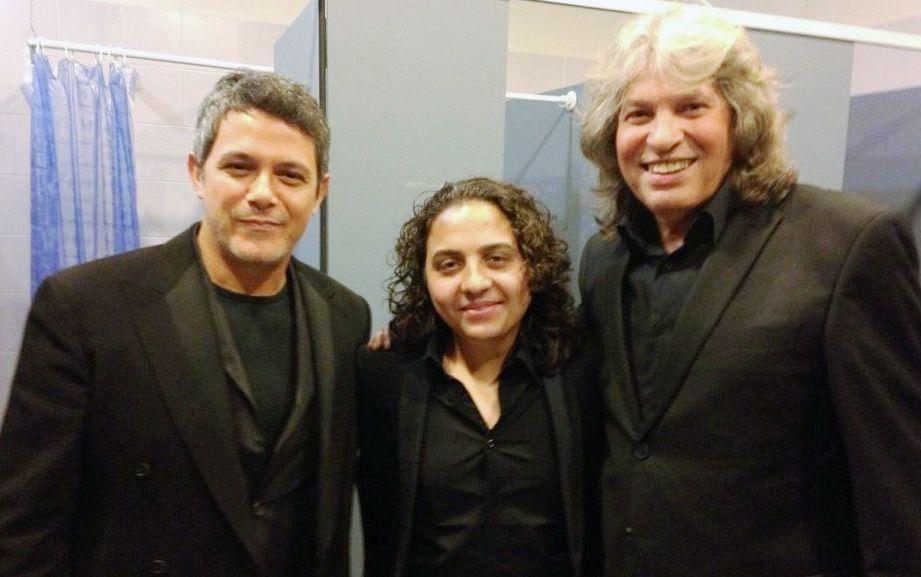 Así es el vídeoclip de Alejandro Sanz cofinanciado por la diputación de Ourense.Alejando Sanz en el concierto que dio en el Coliseo en agosto del 2007.