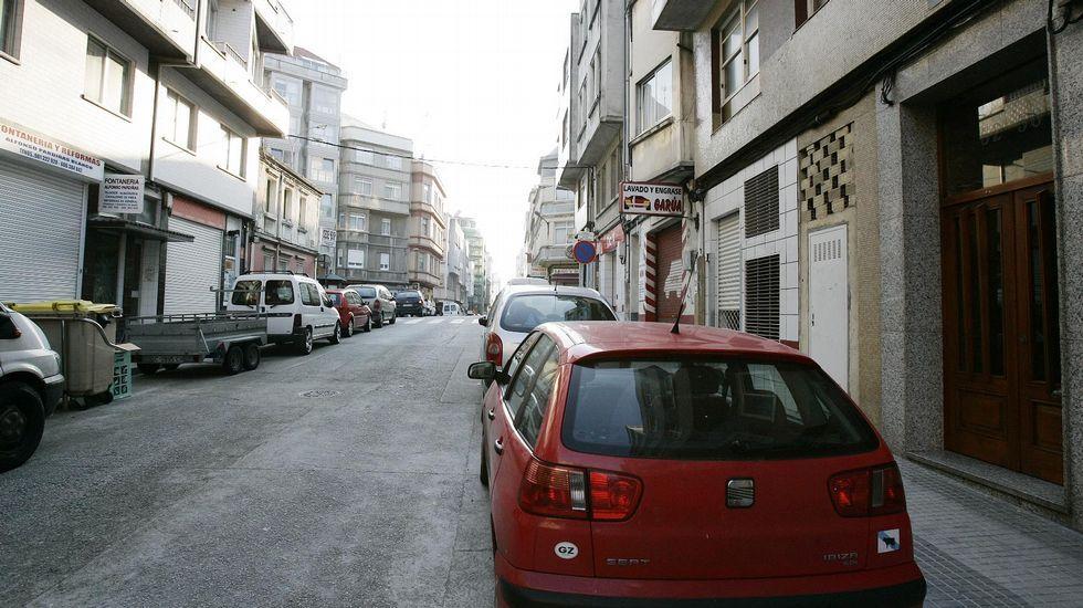 Calle Santo Tomás en Monte Alto