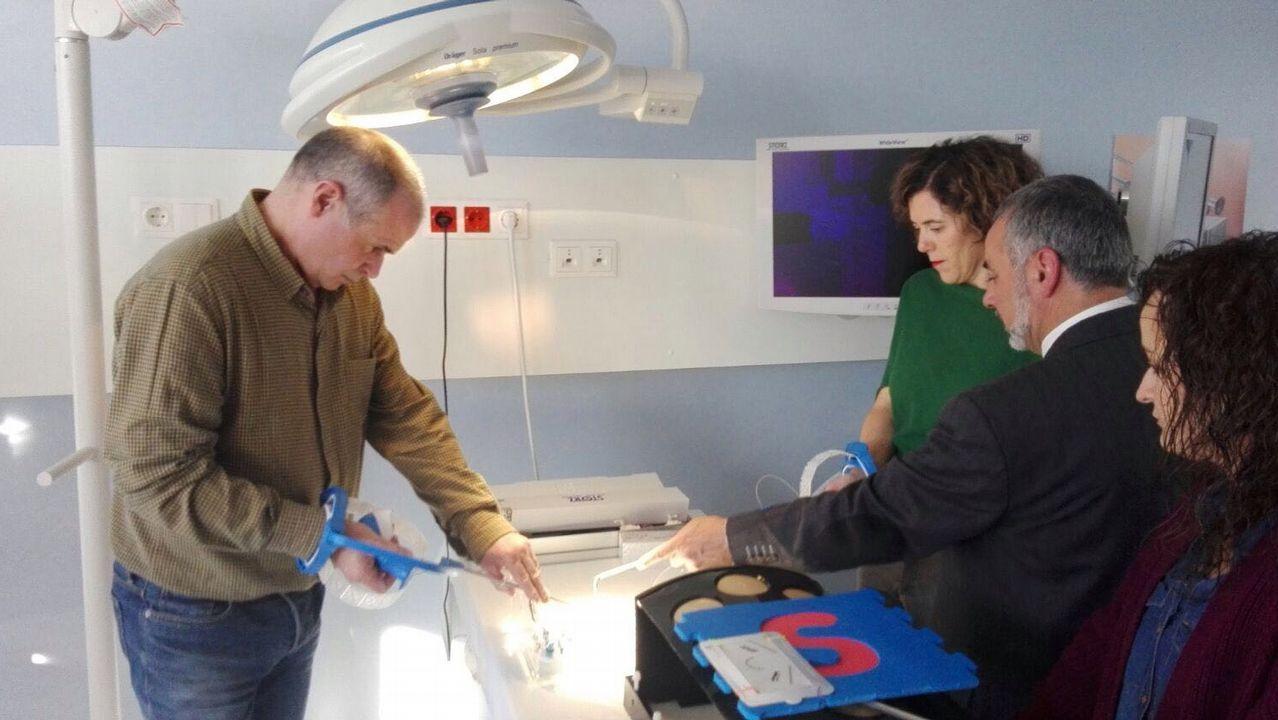 Ourense saca sus armas contra el cambio climático en Galiciencia.El grupo de ganadores