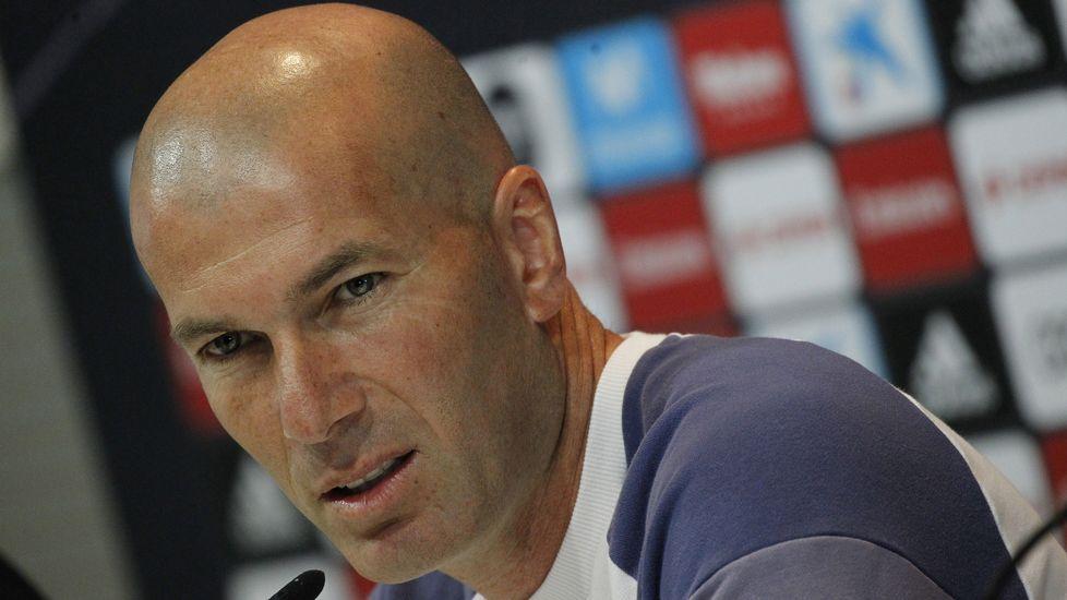 Zidane: «Tenemos que demostrar en el campo que somos mejores»