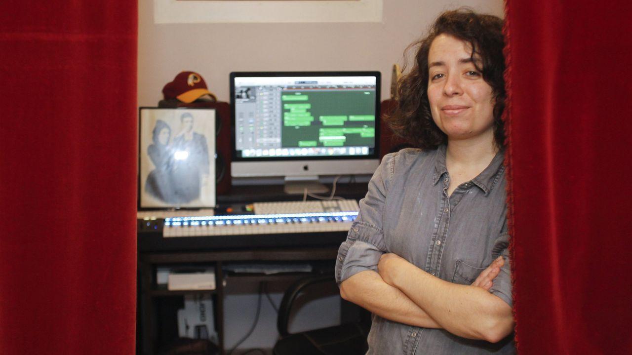Sofía Infante dice que componer la banda sonora de «Elisa y Marcela» le abrió puertas