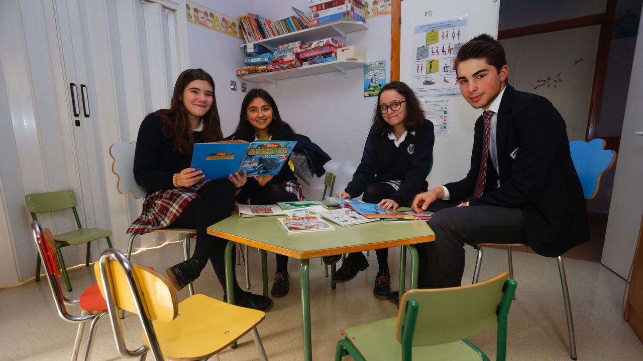Programa «mentoring» de Compromiso Asturias XXI, en 2018