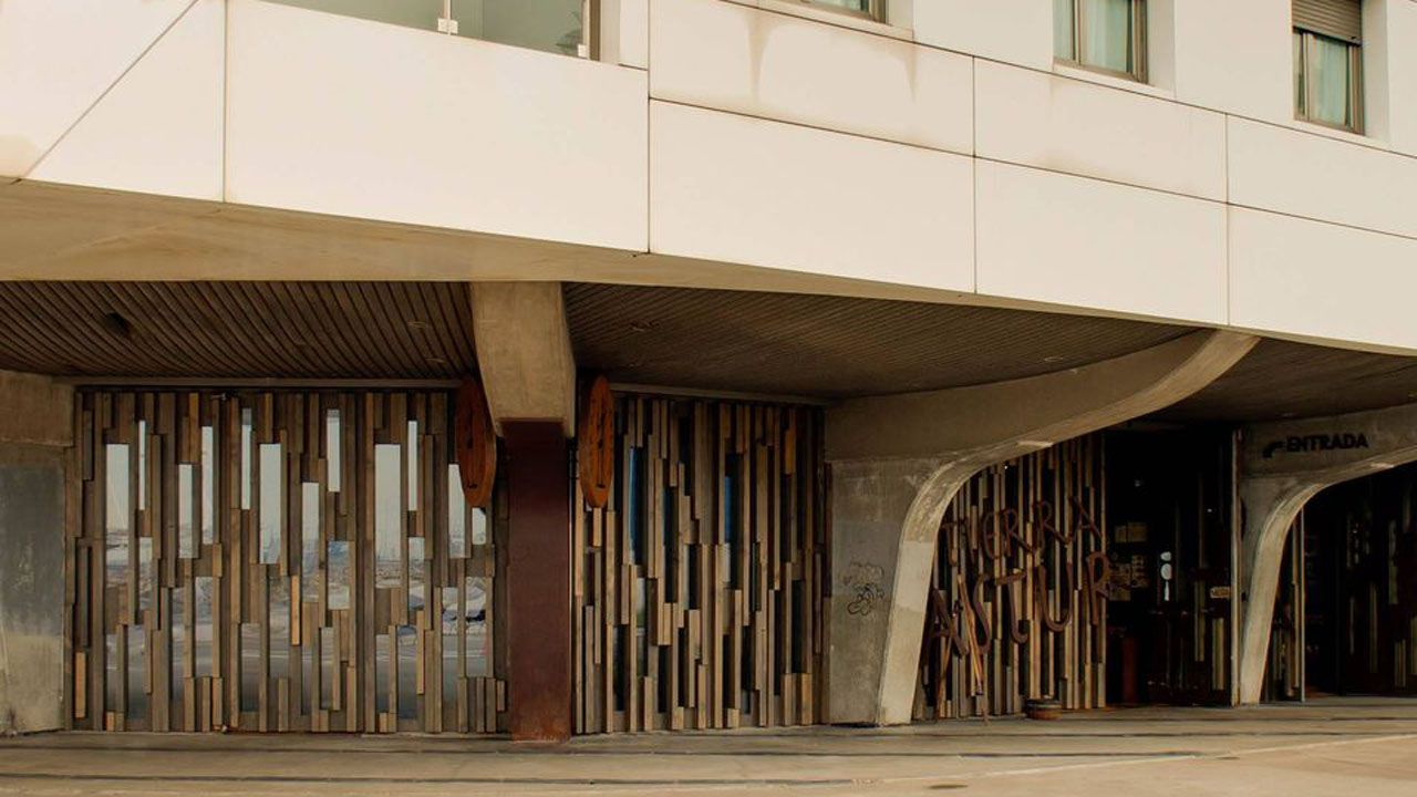 Restaurante Terrastur Poniente, en Gijón