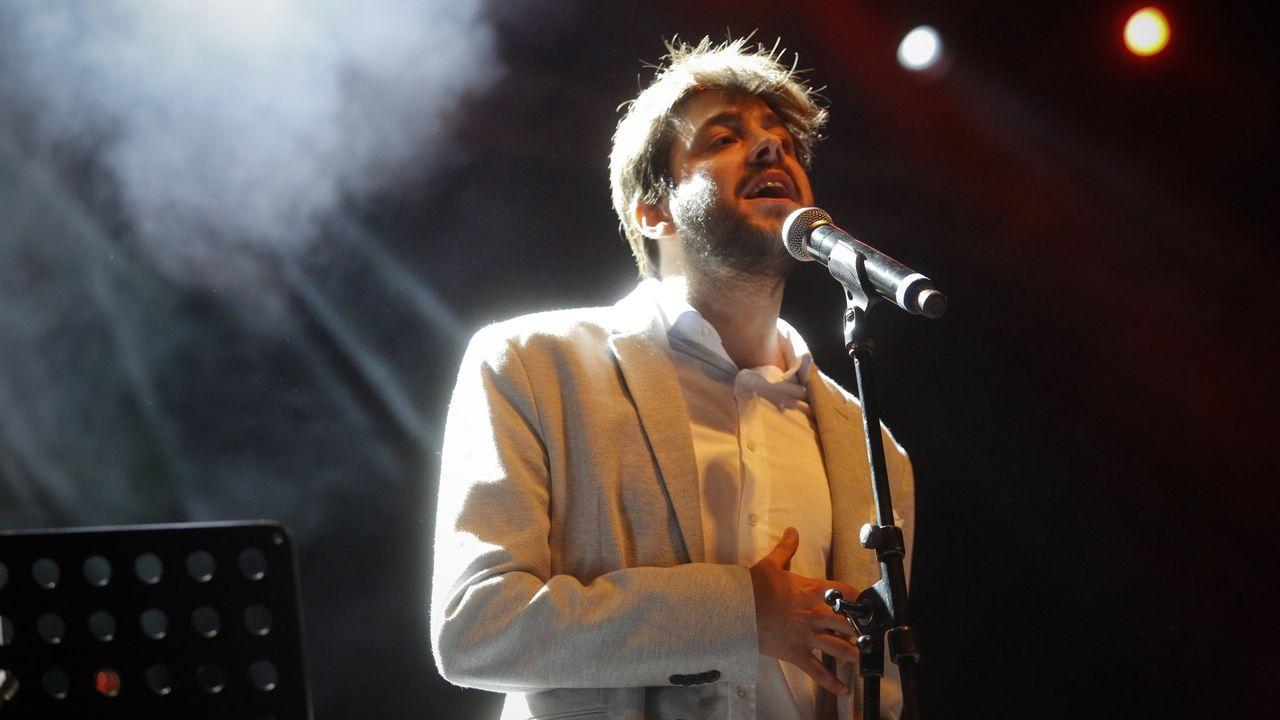 El programa incluye conciertos a cargo de artistas como el portugués, Salvador Sobral, ganador de Eurovisión