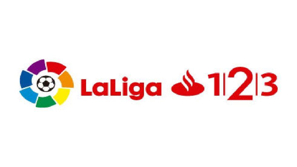 Logo de la Liga 123