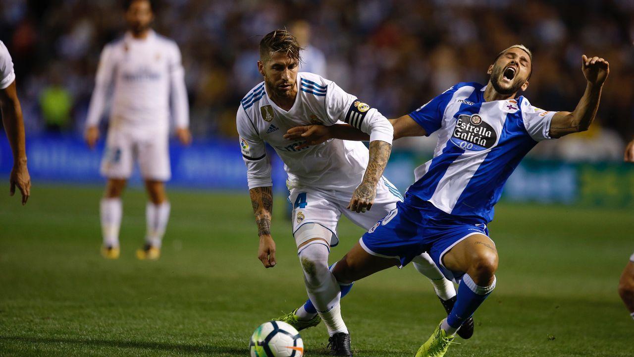 Las mejores imágenes del Levante - Deportivo