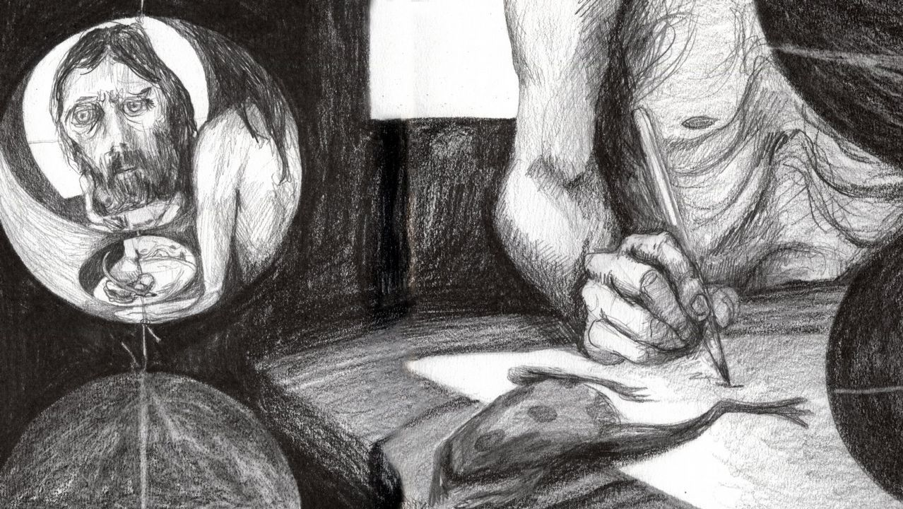 A obra «Man de Camelle», de Carmen Hermo, esta nominada na categoria de Libro Ilustrado e na de Mellor Libro Editado