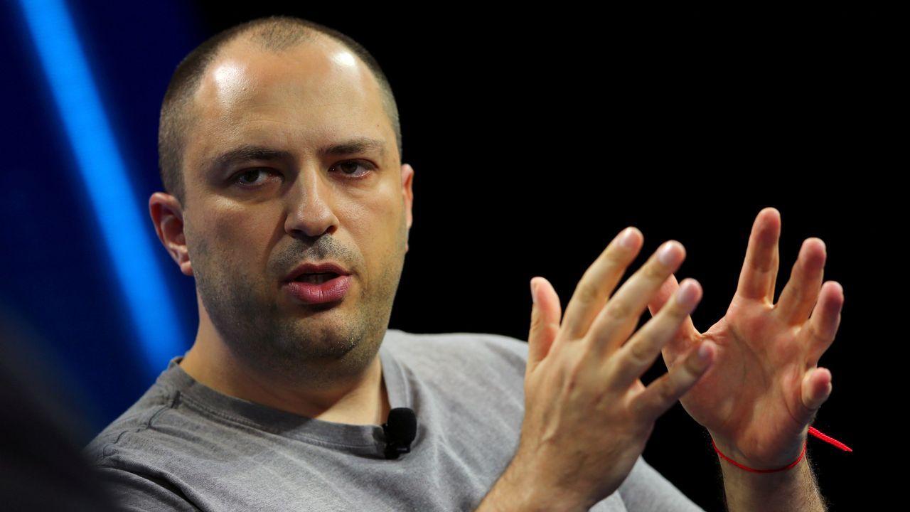 Jan Koum, cofundador y CEO de Whatsapp